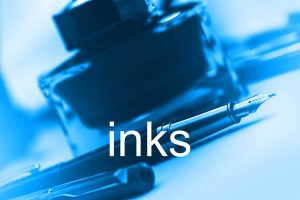 Chemicals for Inks