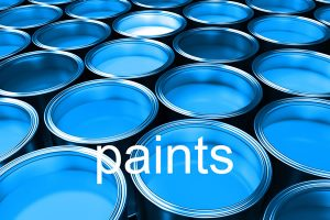 Chemicals for Paints
